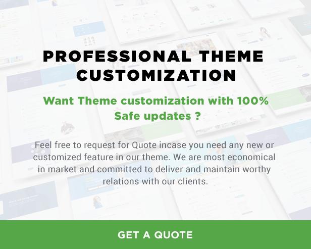 Chimp customization portal